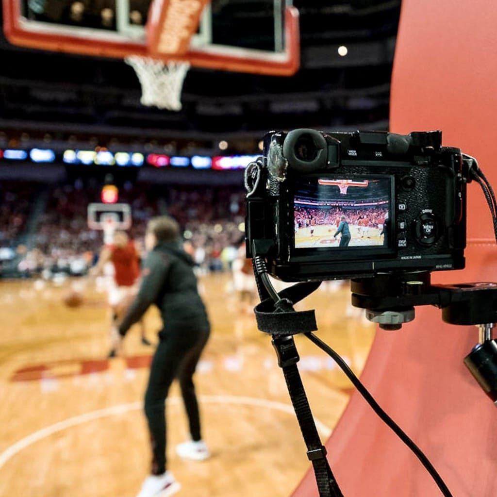 Организация спортивных трансляций